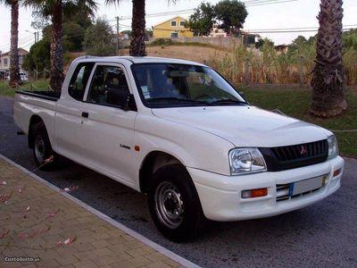 usado Mitsubishi L200 2.5 TD CE 4 Lug.