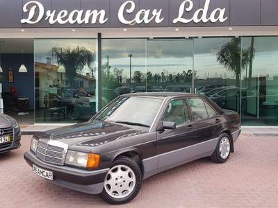 brugt Mercedes 190 D