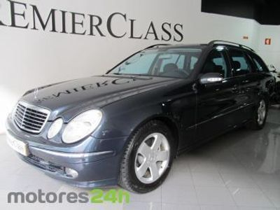 usado Mercedes E280 Avantgarde Station(Nacional))
