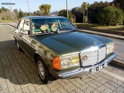 brugt Mercedes 300 W 123