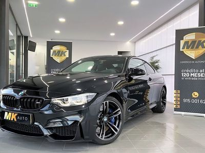 usado BMW M4 Carbon Edition Competition