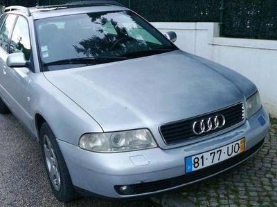 gebraucht Audi A4 115cvs