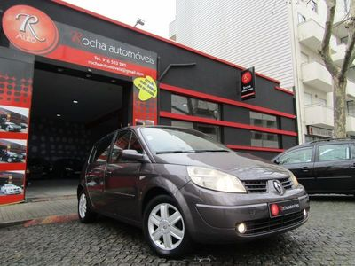 usado Renault Scénic 1.5 dCi Dynamique Luxe Impecável (80cv5p)