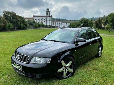 usado Audi A4 Avant 1.9 TDI Multitronic S-Line