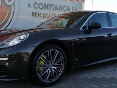 usado Porsche Panamera S E-Hybrid -