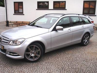 usado Mercedes C200 CDI Avantgard 136 cv
