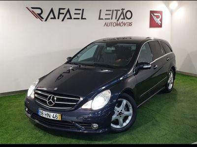 usado Mercedes R280 R 320 3.0 CDI /NACIONAL