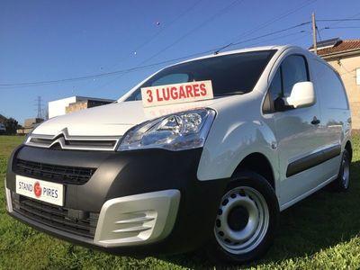 usado Citroën Berlingo 1.6 HDI 3 Lugares 2018. 100 CV