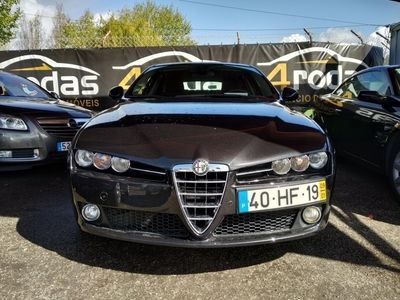 usado Alfa Romeo 159 JTD