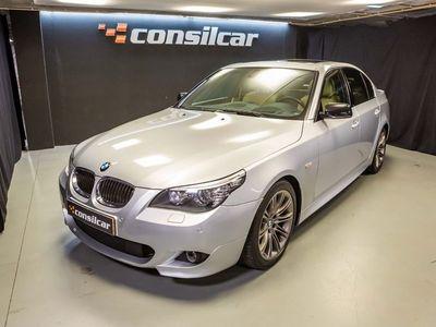 usado BMW 535 dA Pack M Full Navigator