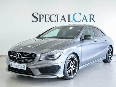 gebraucht Mercedes CLA180 ClasseCDi AMG Line (109cv) (4p)