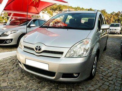 usado Toyota Corolla Verso 2.0 D4D 7Lugar