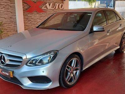 usado Mercedes E300 E300 HYBRID AMG