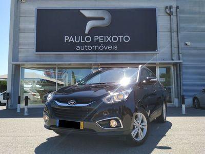usado Hyundai ix35 1.7 CRDI Blue Drive Comfort