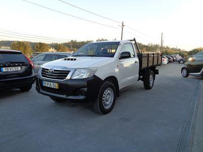 usado Toyota HiLux 4x4