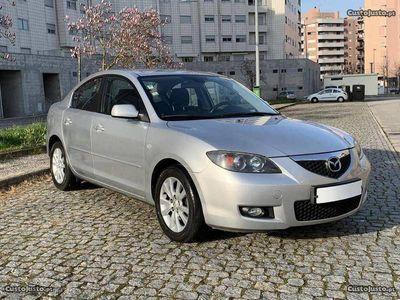 brugt Mazda 3 1.6 MZ-CD EXCLUSIVE