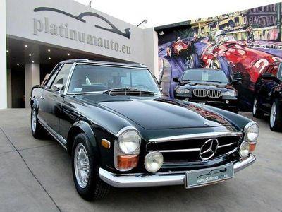 usado Mercedes 280 SLPagode Restaurado!