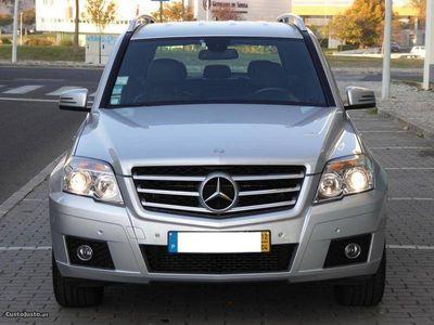 usado Mercedes GLK220 143 CV Nacional