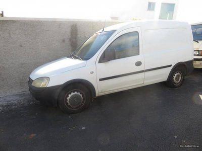 usado Opel Combo Combo