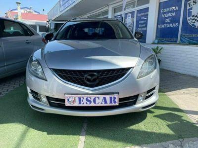 usado Mazda 6 SW MZR-CD 2.0 Sport