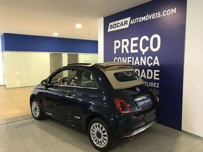 usado Fiat 500C 1.2 LOUNGE CABRIO NACIONAL