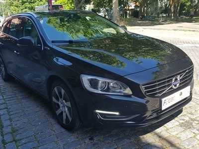 brugt Volvo V60 2.4 D6 Momentum AWD Phev