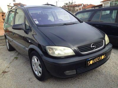 usado Opel Zafira A 2.0 (100cv) 7lug