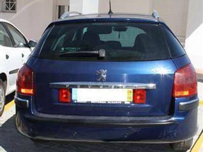 usado Peugeot 407 407SW