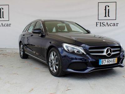 brugt Mercedes C200 CDI Bluetec STATION AUTO AVANTGARDE