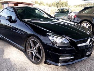 usado Mercedes SLK250 250 cdi AMG