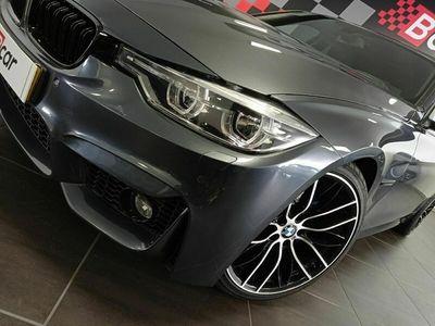 usado BMW 320 F30 Look M3 Caixa Automática Full Extras