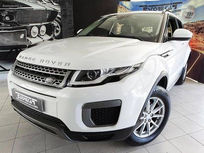 usado Land Rover Range Rover evoque eD4 150 BVM PURE