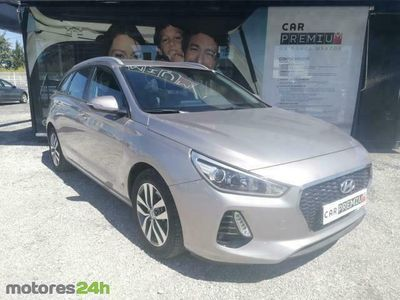 usado Hyundai i30 1.6 CRDi COMFORT + BTL + NAV
