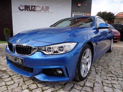 used BMW 420 d Pack M Auto