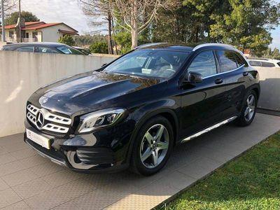 usado Mercedes GLA180 AMG Automática 109cv