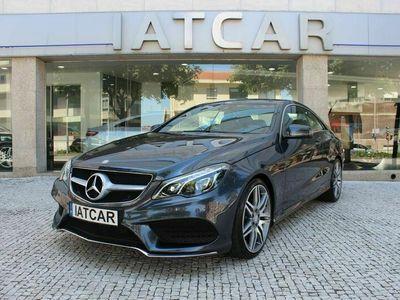 usado Mercedes E220 ClasseCDI B.E. AMG Aut.