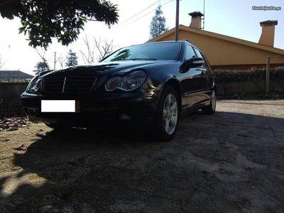 usado Mercedes C220 143cv
