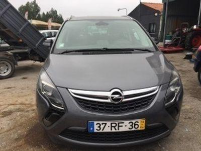used Opel Zafira 1.6 CDTI