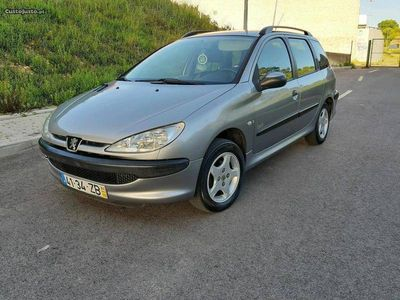 used Peugeot 206 SW 1.4 hdi XS