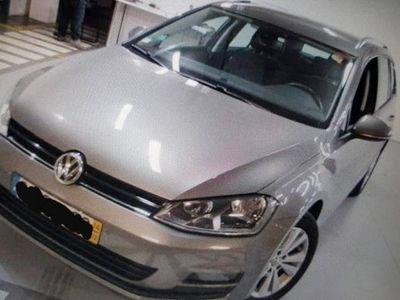 gebraucht VW Golf VII TDI 105cv 2014