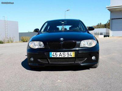 usado BMW 118 D gasóleo