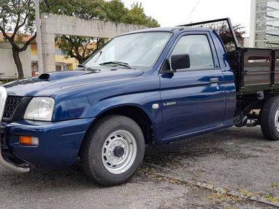 usado Mitsubishi L200 2500