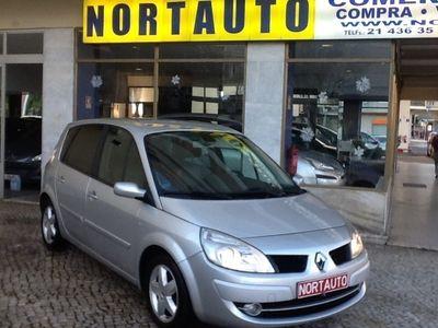 usado Renault Scénic 1.5 dCi SE Exclusive II (105cv) (5p)