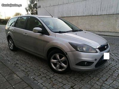 used Ford Focus SW 1.6 TDci