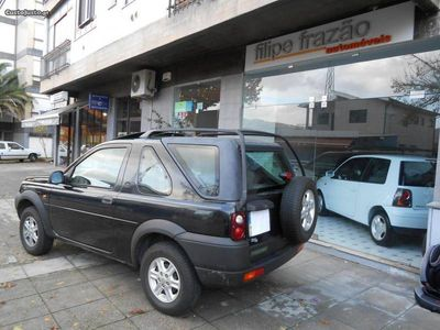 usado Land Rover Freelander 2.0 TD4CabrioHardTop