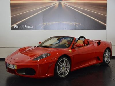 usado Ferrari F430 Spider F1 Edition 60 Anos