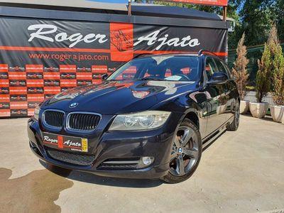 usado BMW 318 D Touring c/ GPS