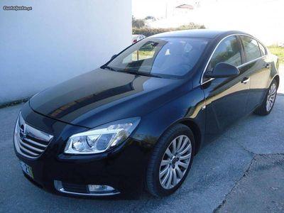usado Opel Insignia Pele+Gps aut.