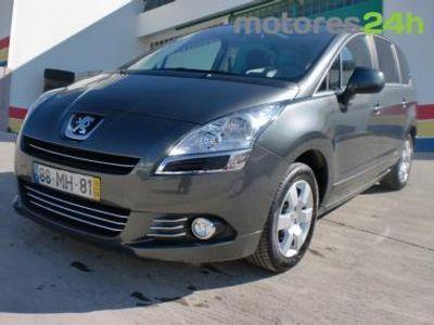 usado Peugeot 5008 Tech Motion 1.6 HDI 112