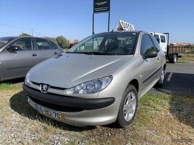 brugt Peugeot 206 1.4 HDI